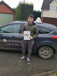 Driving Lessons Sudbury with Nayland Driving School