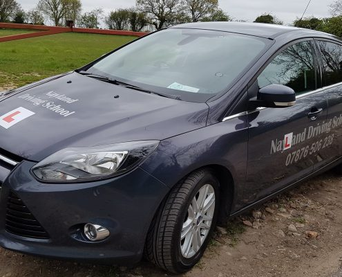 Nayland Driving School Learner Car